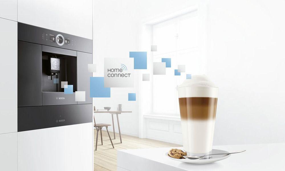 Siemens Kühlschrank Home Connect Einrichten : Bosch home connect elektroinstallation münster knx bosch siemens